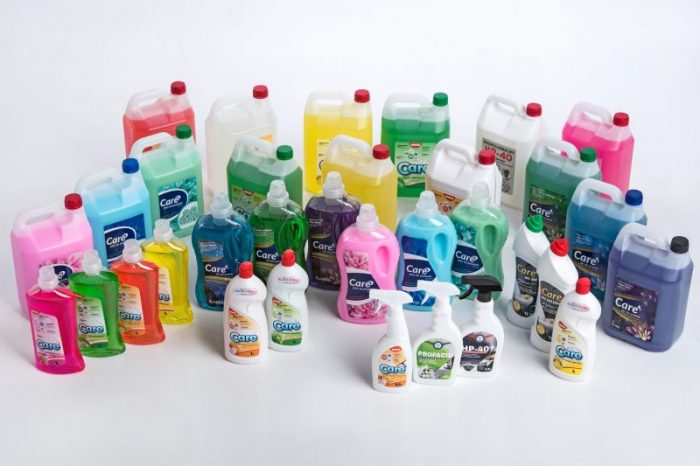 image HOUSEHOLD CHEMICALS  CHEMIA-POLSKA HOUSEHOLD CHEMICALS MANUFACTURER